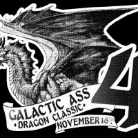 The 4th Galactic Assdragon Classic Laptop Battle