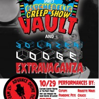 Spirit's Psychedelic Creep Show Vault & 3D Lazer Lodge Shindig