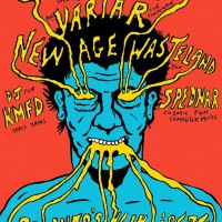Curved Light / Variar / New Age Wasteland / Spednar / DJ KMFD