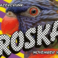 LazerCrunk feat. Roska (UK) + Cutups & Keebs