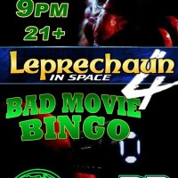 Bad Movie Bingo: Leprechaun 4 (1997)