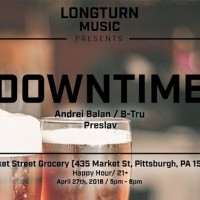 Longturn Presents: Downtime at Market Street Grocery