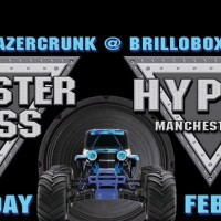 LazerCrunk Monster Bass w/ Hypho (UK)