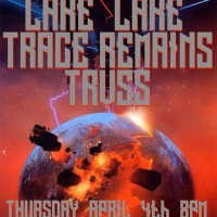 Night Vapor / Lake Lake / Trace Remains / TRVSS at The Funhouse
