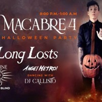 Danse Macabre 4: The Long Losts, Caroline Blind, Angel Metro