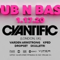 DUB N BASS pres. Cyantific (UK) + more