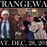 STRANGEWAYS Year End Revue at CATTiVO