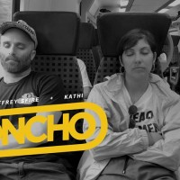Honcho with Jeffrey Sfire [DET] & Kathi [LA]