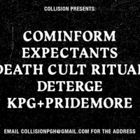 Cominform/Expectants/DeathCultRitual/Deterge/KPG+Pridemore