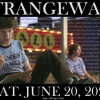 It's the STRANGEWAYS Summer Hang! 6/2o/2o2o