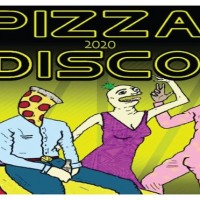 Spirit Parking Lot Pizza Disco Fundraiser